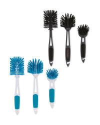 Kitchen Brush Set