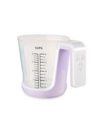 Kitchen Jug Scale - Purple