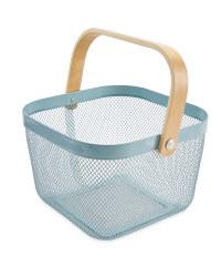 Kitchen Storage Baskets - Blue