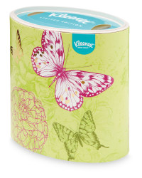 Kleenex Oval Tissues Green