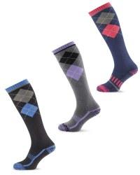 Crane Knee Length Riding Socks
