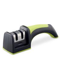 Knife Sharpener - Lime