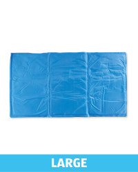 Blue Large Pet Cooling Mat