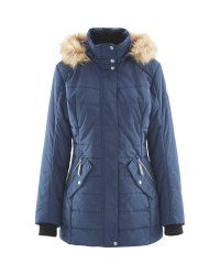 Crane Ladies' Parka Jacket