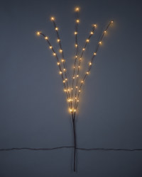 LED Branch Lights - Brown Warm