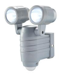 Lightway LED Outdoor Spotlight - Grey