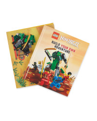 LEGO Ninjago Build Your Adventure