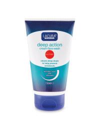 Lacura Deep Action Cream Face Wash