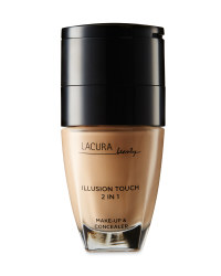 Lacura Illusion Touch 2in1 - Amber