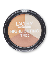Lacura Highlighter Trio - Golden Glow