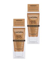 Lacura Medium BB Cream 2 Pack