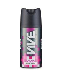 Lacura Men's Vivid Body Spray