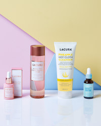 Lacura Pineapple Hot Cloth Cleanser