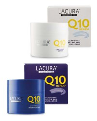 Lacura Q10 Renew Day and Night Cream