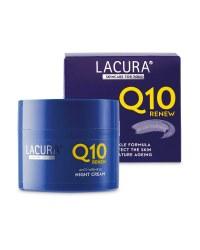 Lacura Q10 Renew Night Cream