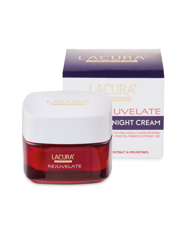 Lacura Rejuvelate Night Cream