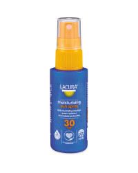 Lacura SPF 30 Mini Spray 50ml