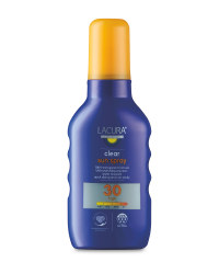 Lacura SPF30 Clear Sun Spray