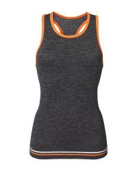 Ladies' Base Layer Cycling Vest Top