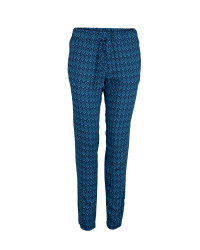 Ladies' Blue Summer Trousers