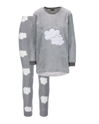Ladies' Cloud Loungewear Set