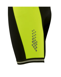 Ladies' Cycling Shorts - Yellow