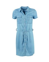 Ladies' Denim Dress