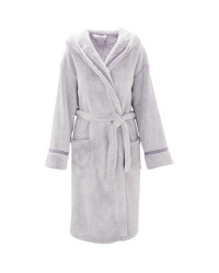 Ladies' Dressing Gown - Purple
