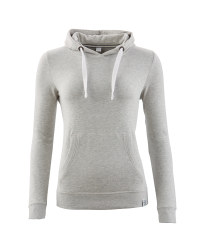Ladies' Essential Hoody - Grey