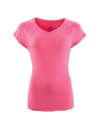 Ladies' Fitness T-Shirt - Pink