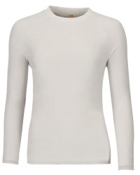 Ladies' Fleece Sweater - Grey