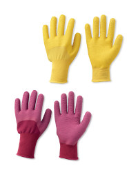 Gardenline Ladies' Gardening Gloves