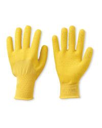 Gardenline Ladies' Gardening Gloves - Yellow