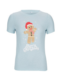 Ladies' Gingerbread T-Shirt