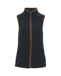 Ladies' Heavy Weight Navy Gilet