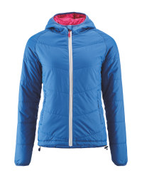 Ladies' Insulating Packaway Jacket