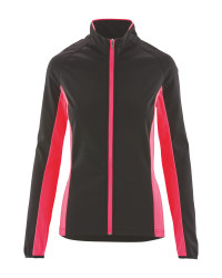 Ladies' Long Sleeve Cycling Jacket