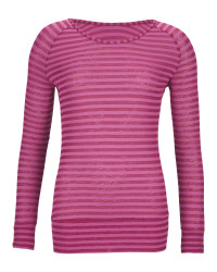 Ladies' Long Sleeve Yoga Top