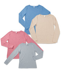 Ladies' Long-Sleeved Top