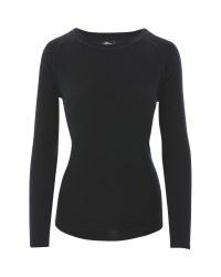 Ladies' Merino Long Sleeve Top