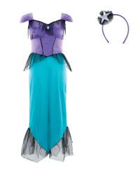 Ladies' Mermaid Costume