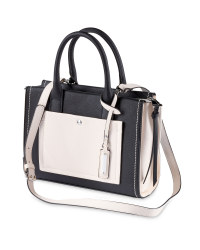 Ladies' Mini Tote Bag - Black