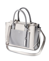 Ladies' Mini Tote Bag - Grey