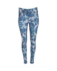 Ladies' Multicolour Fitness Leggings