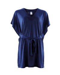 Avenue Ladies' Navy Beach Dress