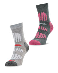 Crane Ladies' Outdoor Socks