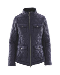 Avenue Ladies Quilted Jacket