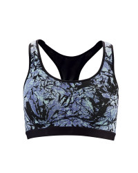 Ladies' Running Sports Bra - Print