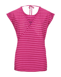 Ladies' Short Sleeve Yoga Top
