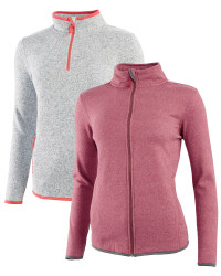 Ladies' Structured Fleece